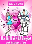 love & sci fi blogfest 2