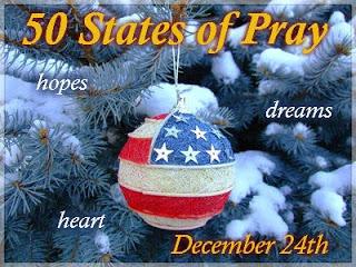 50 States of Pray Banner Dec 24
