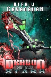Dragon of the Stars - Alex J Cavanaugh