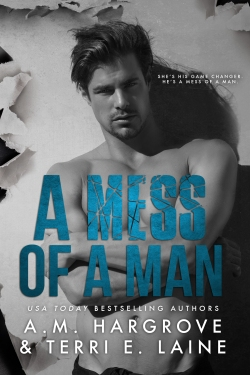 A MESS OF A MAN EBOOK